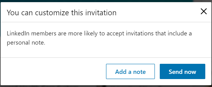 LinkedInInvite