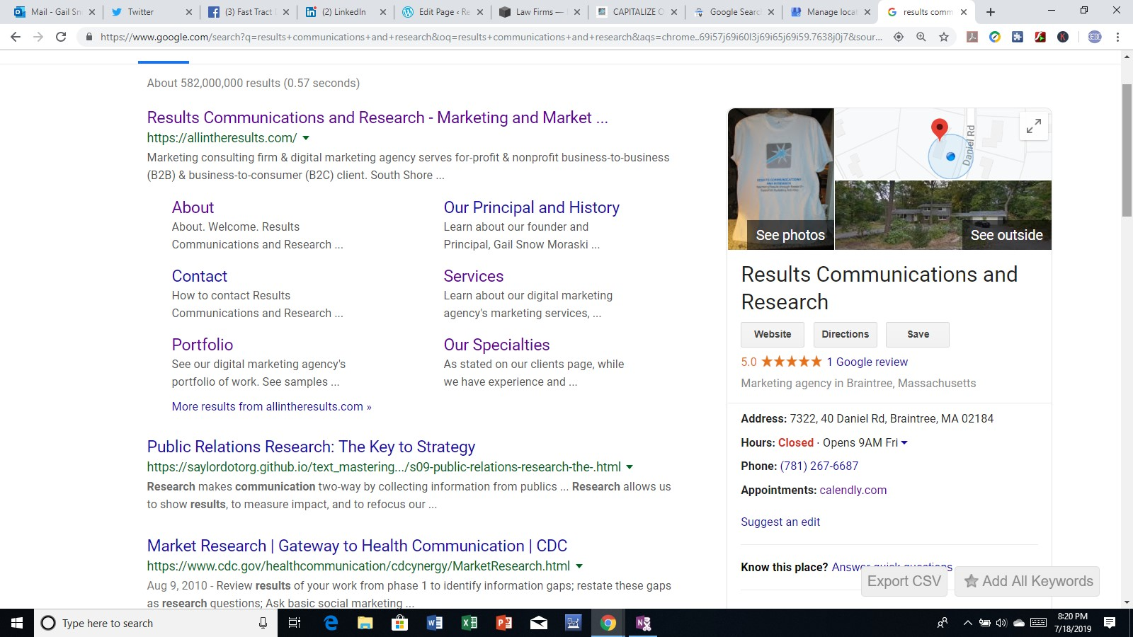 Image of What Google My Business Profile Looks Like